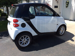 2008 Smart Fortwo Base Coupe (2 door)
