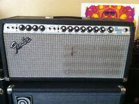 **Rare Vintage** Fender Dual Showman Reverb