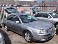 Ford Mondeo 2.0TDCi 130 2005MY Ghia ,12 months mot,2 keys,1 former keeper