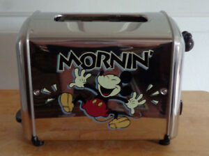 Villaware Mickey Mouse Toaster