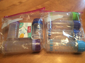 Playtex Bottles and Liners