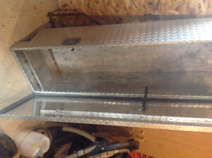 Tool box for Ford truck