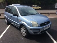 2005 Ford Fusion 2 1.4-1 lady owner-June 2017 mot-Full Ford History-great value