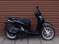 Honda ANC SH 125 F 2016. Only 3937miles. Delivery Available *Credit & Debit C...