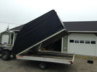 Great Condition Clamshell Trailer!