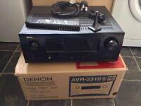 Denon avr-2310 / amp
