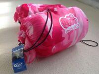 Girls Gelert Sleeping Bags Pink
