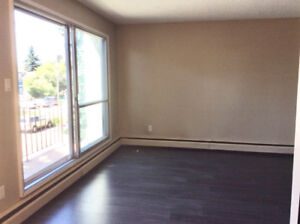 LACOMBE:  FOR RENT SPACIOUS APARTMENT