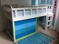 Mid sleeper/ cabin bed