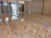 Studio de yoga ou danse ou similaire - Location partagee
