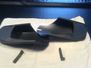 CIPA slide on towing mirrors for 2014-2018 GM, CHEV truck