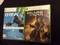 Xbox 360 games bundle- 6 games