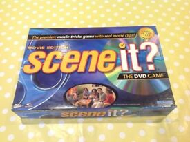 Scene It - Movie Edition DVD Board Game
