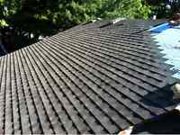 Roofers, Roofing, Shingles, Shingle And Tar-On