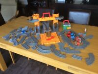 Thomas the Tanks Engine Take n Play and lots of extras