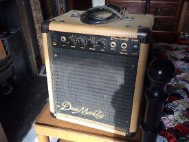 Dean Markley guitar amp