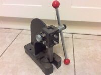 1/2 Ton Arbor Press, used once.