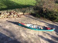 Canoe 16 ft dagger interlude royalex SOLD.....SOLD...
