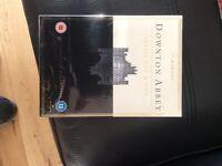 Downtown abbey dvd