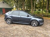 FORD FOCUS ST 3 2.5 TURBO 5 DOOR 07 PLATE