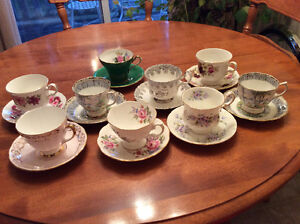 Royal Albert, Paragon, Queen Anne, Made in England Cup & Saucers London Ontario image 1
