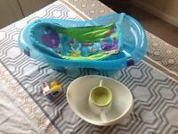 Fisher price 3in1 baby bath