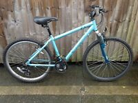 Apollo XC 26 ladies front suspension mountain bike