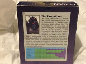 Transformers Quintesson Executioner by Impossible Toys Kitchener / Waterloo Kitchener Area image 3