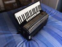 Beautiful piano accordion