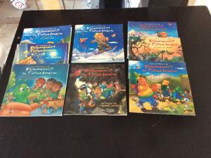 Livres les aventures de Bibounet et Patagloum