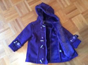 Manteau propre