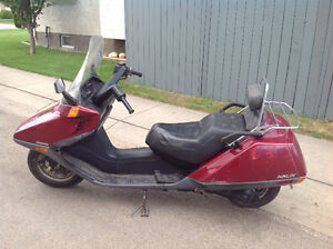 Very reliable  used Scooter!