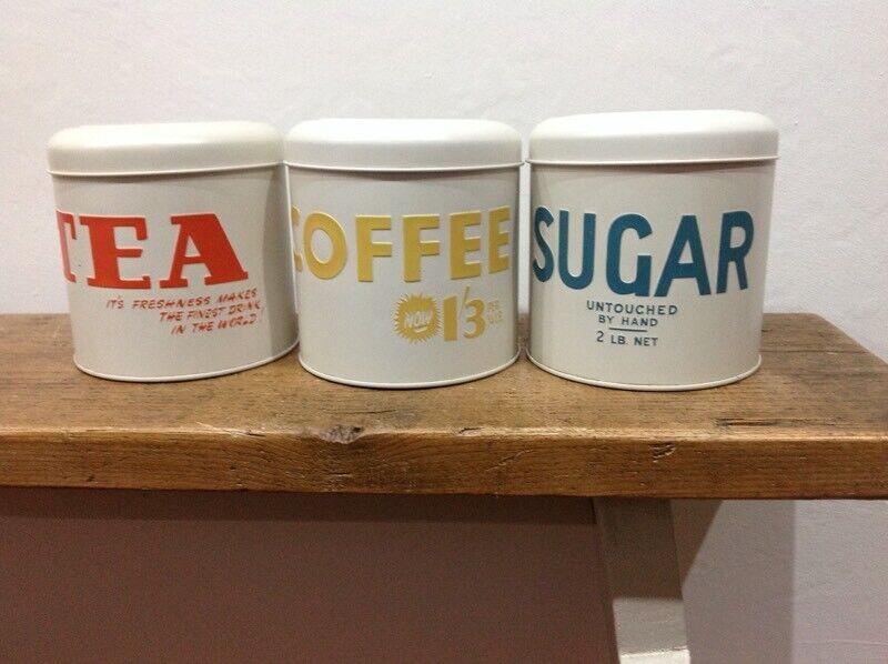 Retro Teacoffee And Sugar In Ipswich Suffolk Gumtree