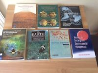 Geography BA Textbooks