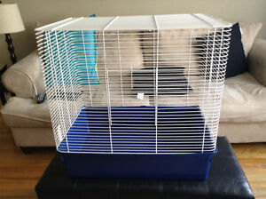 Gage for bird , hamster