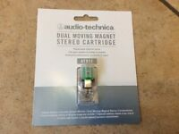 Audio Technica AT95E cartridge and stylus. Brand new.