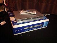 Alba DVD player + remote control