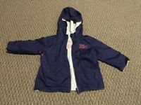 Athletic Works Boys 24 months Reversible Coat
