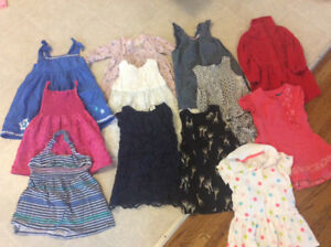 girls clothes size 12-24 months
