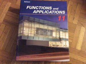 Nelson Functions and Applications 11: Student Success Workbook