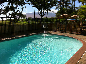 FOR SALE - SUMMER SHARE in Kihei, Maui OCEANFRONT Condo