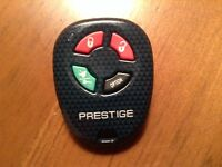 Prestige Remote Start/alarm key fob