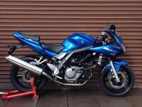Suzuki SV 650 SV650S 2007 Only 35738 miles. Nationwide Delivery Available.