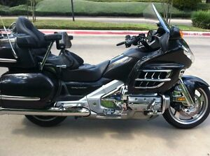 2010 Goldwing ABS / Navi + Extras