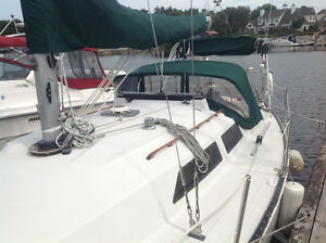 Looking to share my sailboat