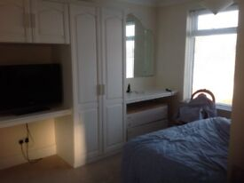 Double Room to let in large semi on street lane, friendly person required.