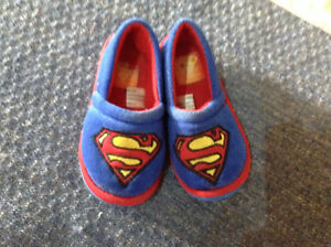 Superman Slippers London Ontario image 1