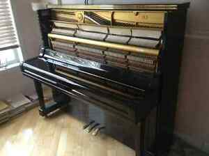 yamaha u3a piano for  sale,mint condition