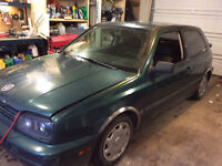 96 Volkswagen Golf Coupe (2 door) who wants to play????
