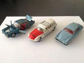 Corgi toys Cars